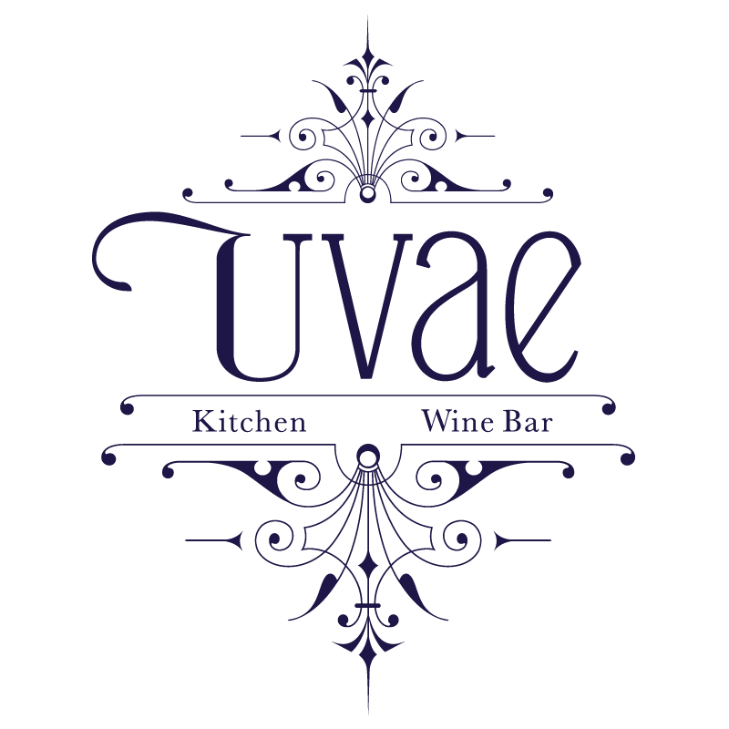 Uvae Kitchen and WIne Bar Logo